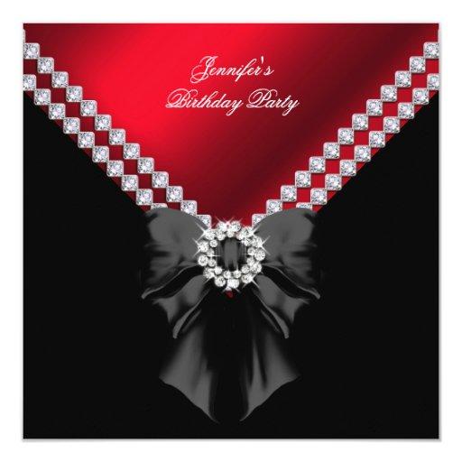 Inexpensive Birthday Party Invitations