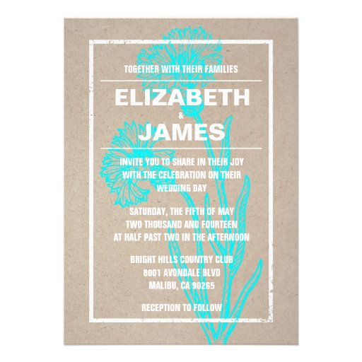 Cheap Rustic Wedding Invitations Online