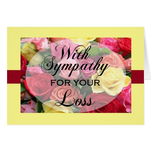 Sympathy Quotes Loved Loss One