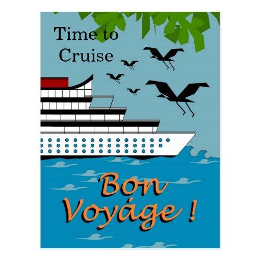 Bon Vonage Your Cruise