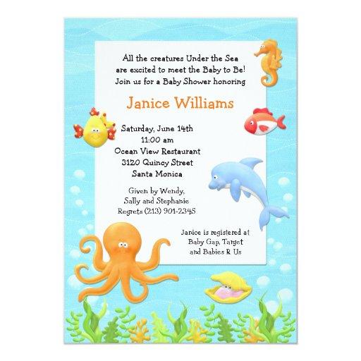 Baby Shower Invitations Under 100