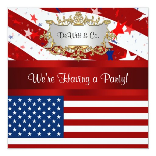 Birthday Invitations Usa