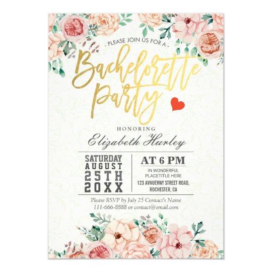 Custom Unique Invitations