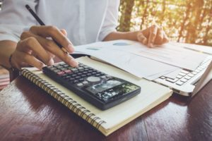 organize financials for your marketing budget