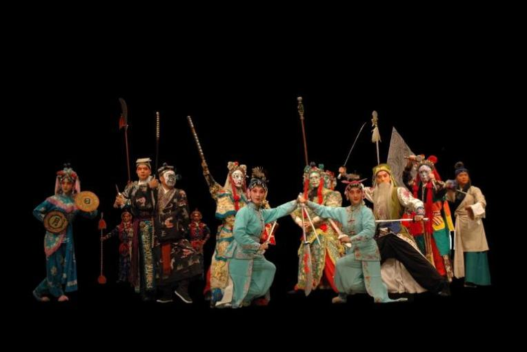 BEIJING OPERA ON TOUR IN EUROPE   RMTnews International A deserved success