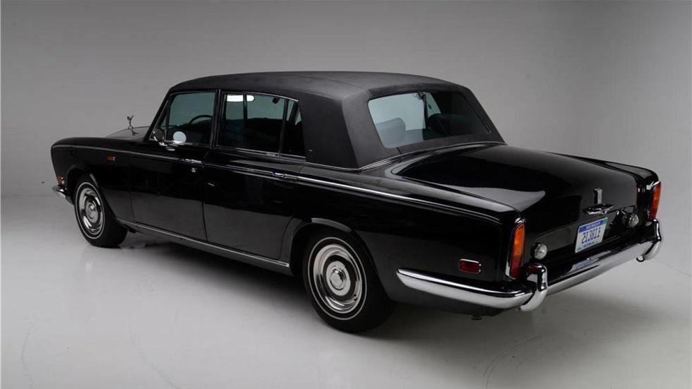 Rolls S Royce Johnny Cash