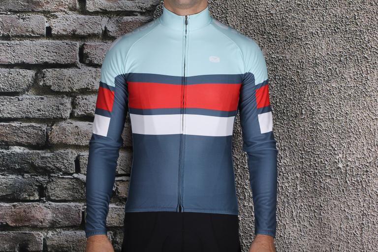 Long Sleeve Cycling Jersey Castelli
