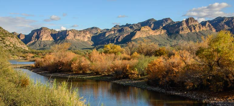 Blue Water Arizona