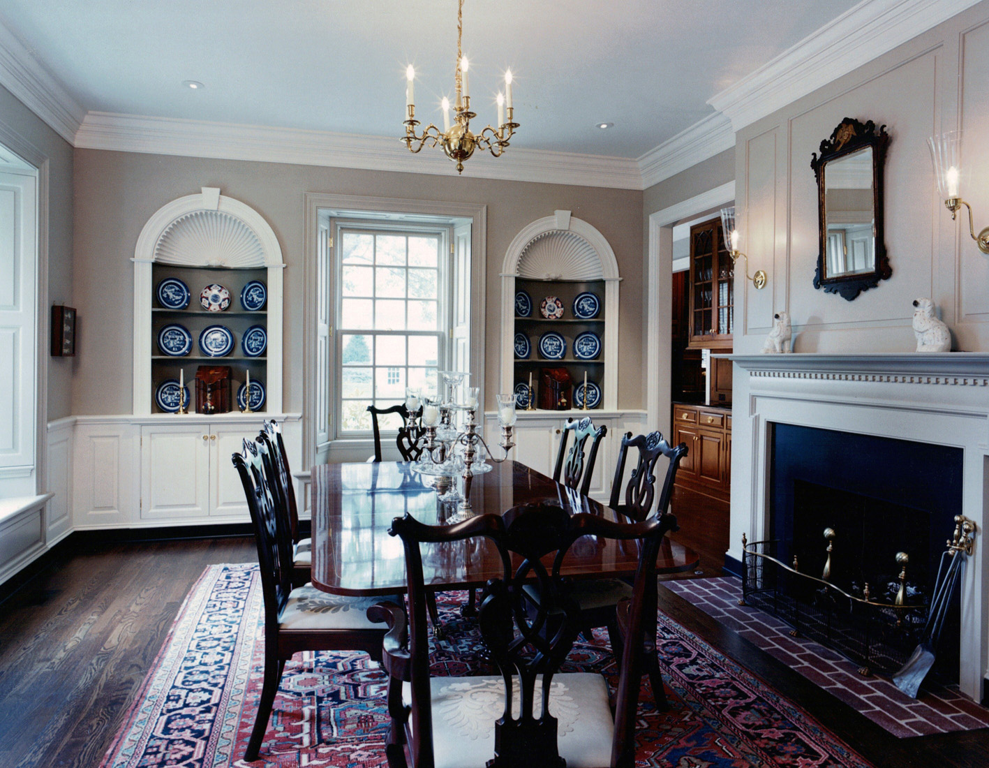 Paint Colors Living Room And Dining Room