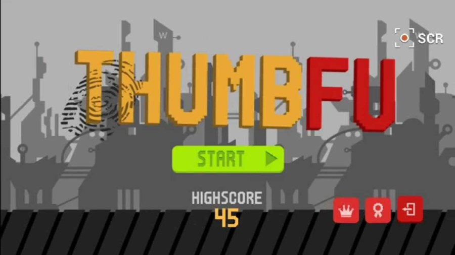 Thumbfu   additive and simple Android game   Just Robert Thumbfu     additive and simple Android game