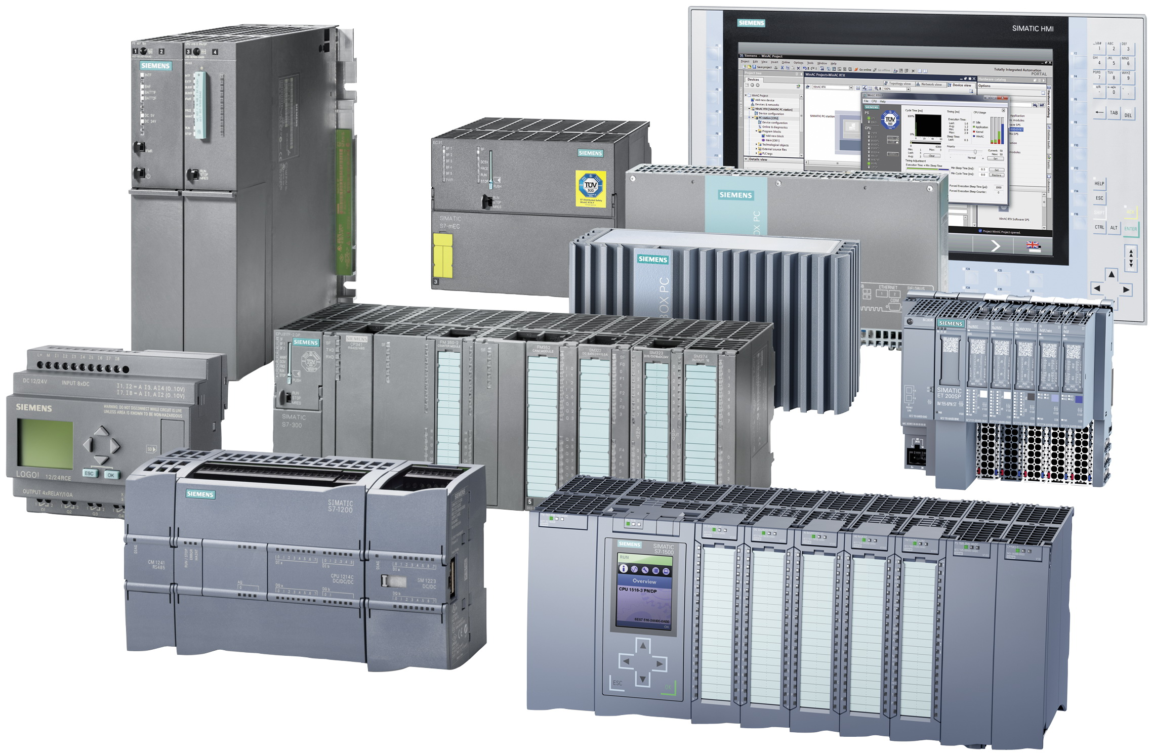 Ge Programmable Logic Controller
