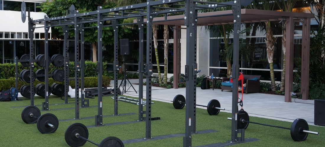 Torque Fitness 14 X 4 Free Standing Crossfit Rig Monkey