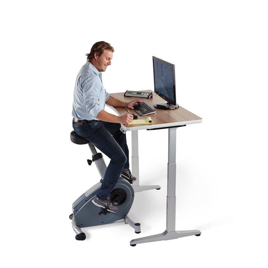 Bike Exercise Machine Desk
