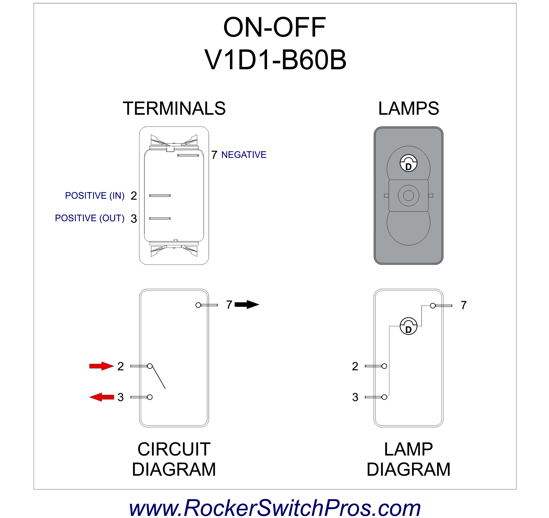 ... wiring diagram with switch free download wiring diagram xwiaw  Illuminated Rocker Switch Wiring Diagram rocker switch