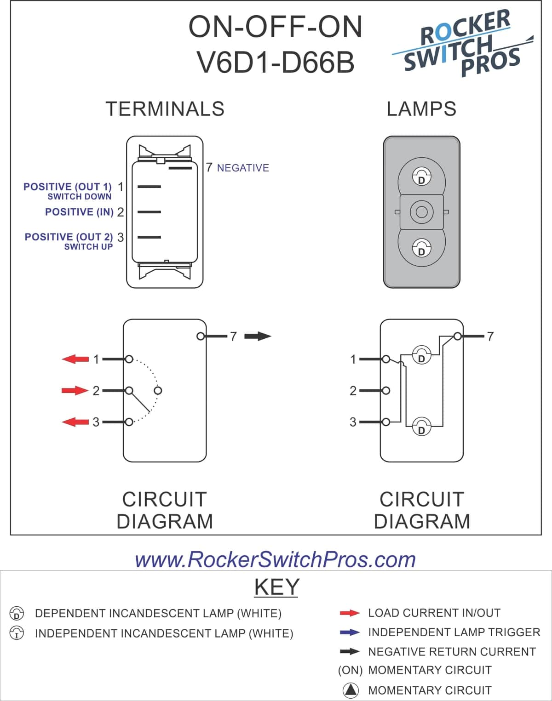 Contura Switch Wiring Diagram Spst