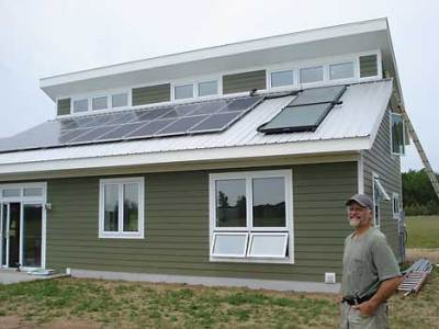 Rockford man builds state s most energy efficient house   twice   The     New