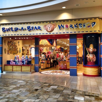 Make Your Own My Little Pony at Build-A-Bear Workshop