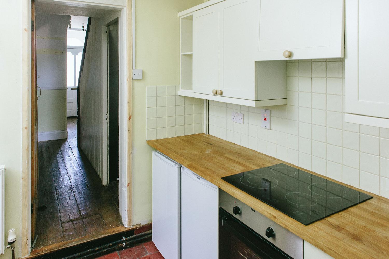 Galley Kitchen Designs Uk