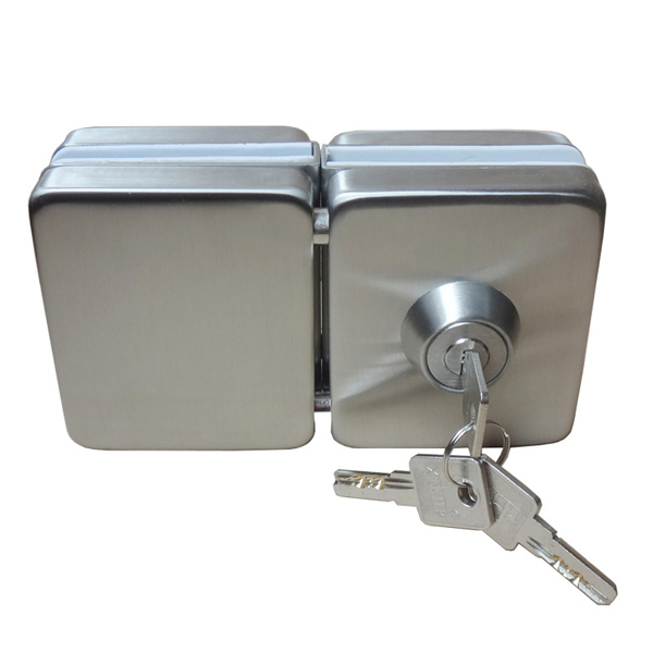 Le Meilleur Double Side Open Commercial Sliding Glass Door Lock Ce Mois Ci