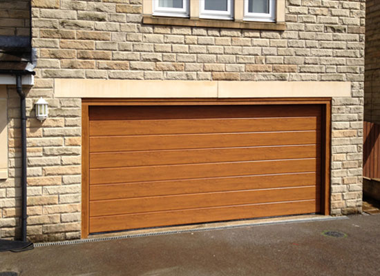 Le Meilleur Hormann Sectional Garage Door Fitted In Penistone Protec Ce Mois Ci