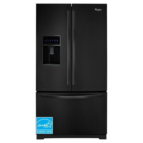 Le Meilleur Whirlpool Wrf736Sdab 26 1 Cuft French Door Refrigerator 4 Ce Mois Ci