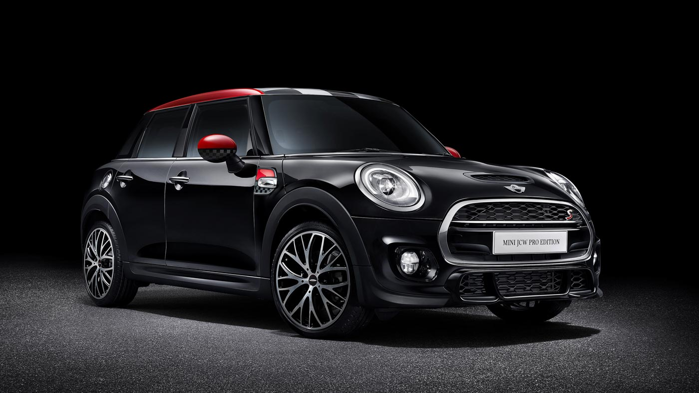 Le Meilleur Mini Jcw Pro Edition Now In Malaysia 20 Units Only Ce Mois Ci