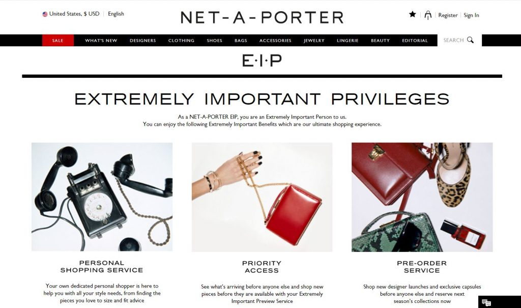 Le Meilleur Ecommerce Best Practices In The Luxury Goods Industry Ce Mois Ci