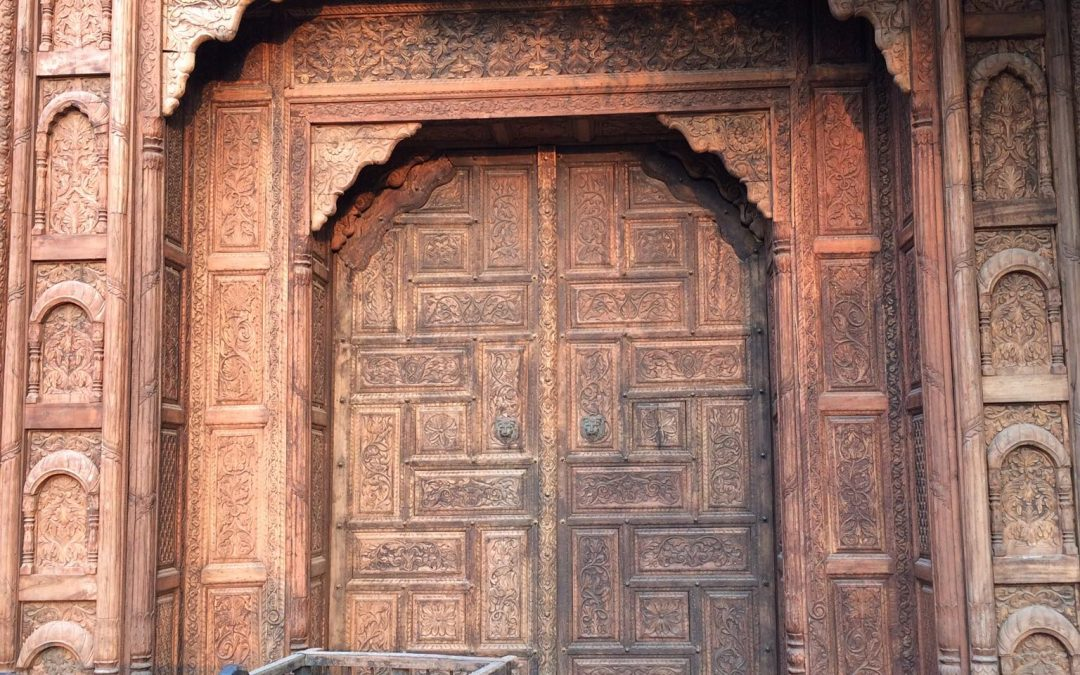 Le Meilleur 10 Beautiful Door Designs For Traditional Indian Welcome Ce Mois Ci