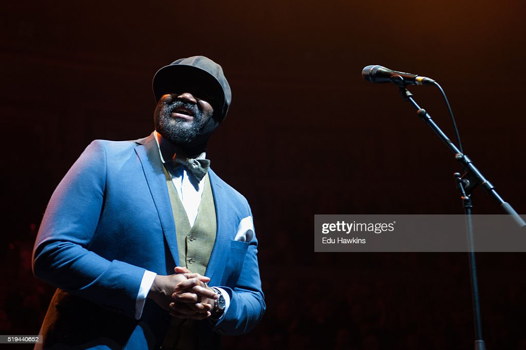 Le Meilleur Gregory Porter Performs At Royal Albert Hall In London Ce Mois Ci