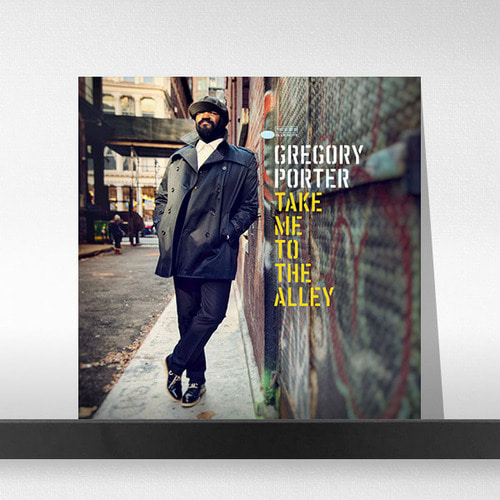 Le Meilleur Gregory Porter 그래고리 포터 – Take Me To The Alley 2Lp 주 사운드룩 Ce Mois Ci