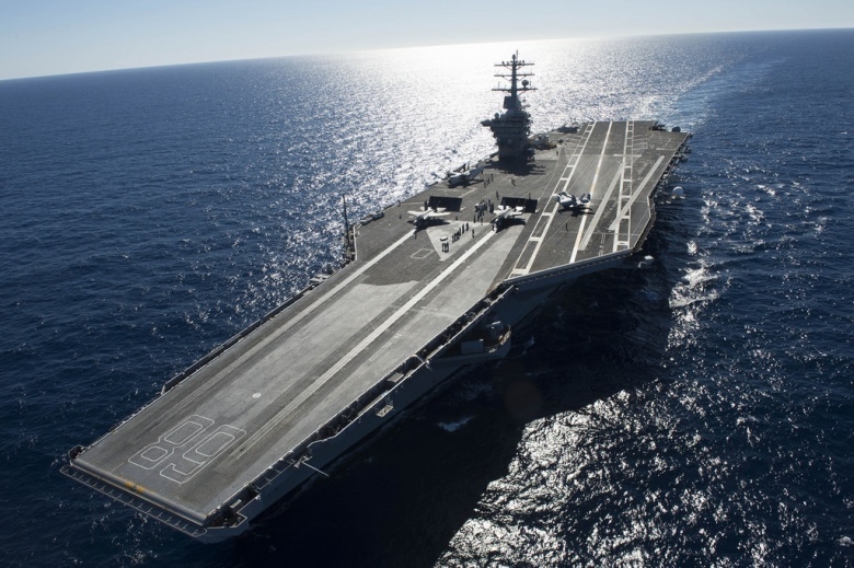Le Meilleur America S New Aircraft Carriers Will Use Lasers To Ce Mois Ci