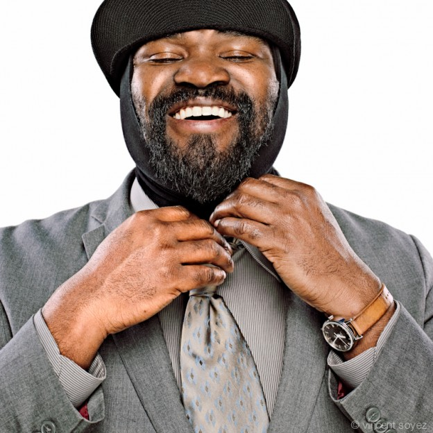 "Le Meilleur Gregory Porter's ""Be Good Lion's Song "" Nycrophone Ce Mois Ci"