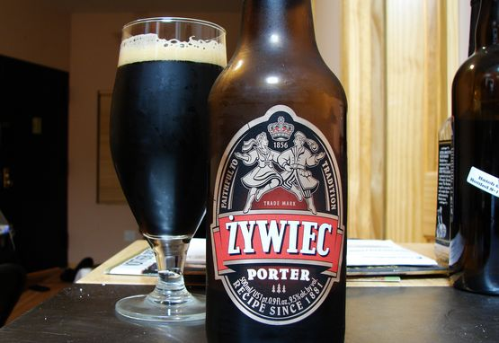 Le Meilleur Zywiec Porter Review Bear Flavored Homebrew And Beer Ce Mois Ci