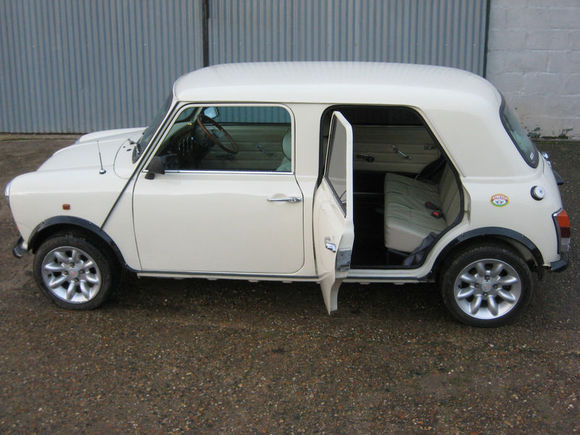 Le Meilleur 4 Door Mini Anyone Styling The Mini Forum Ce Mois Ci Original 1024 x 768
