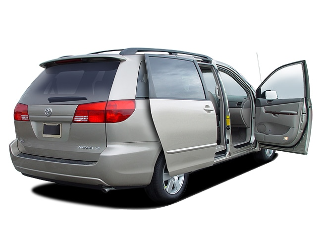 Le Meilleur 2004 Toyota Sienna Reviews And Rating Motor Trend Ce Mois Ci