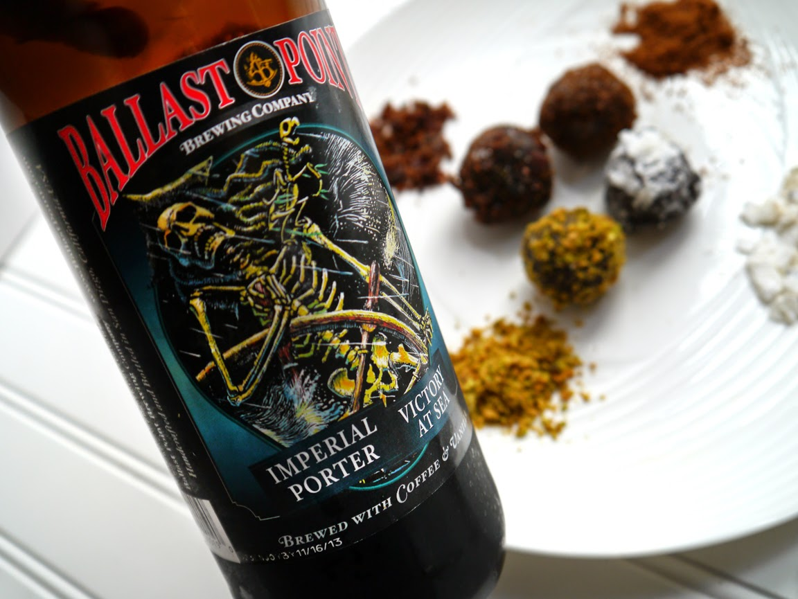 Le Meilleur Ny Foodgasm Imperial Porter Truffles Beer Adventures In Ce Mois Ci