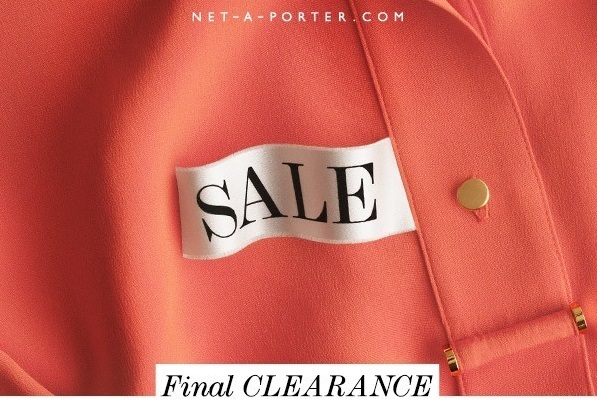 Le Meilleur Net A Porter Fashions Save An Extra 20 Off Final Ce Mois Ci