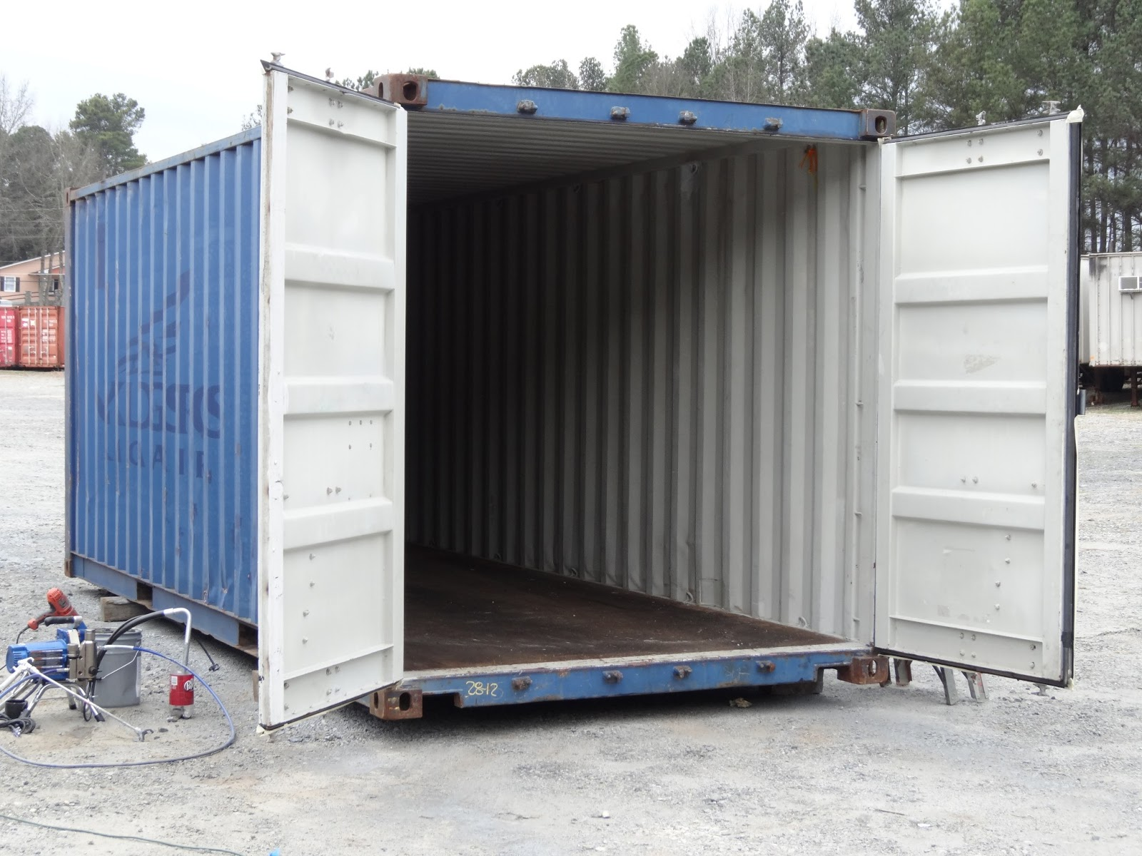 Le Meilleur How To Fix Hard To Open Shipping Container Doors Atlanta Ce Mois Ci