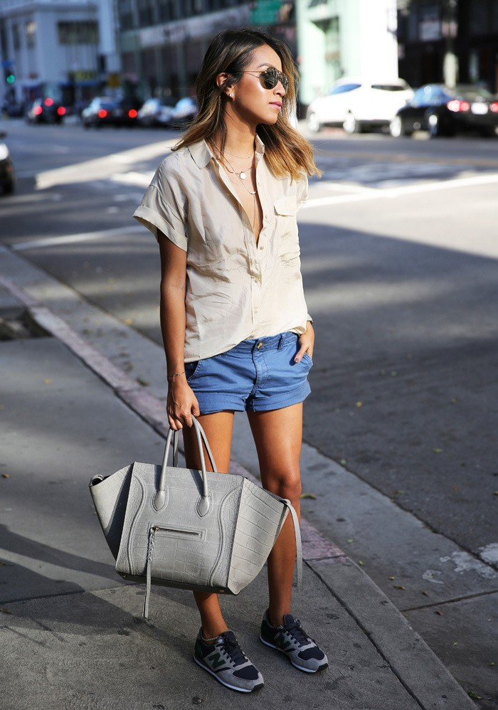 Le Meilleur What To Wear With New Balance Trainers And Sneakers 2019 Ce Mois Ci