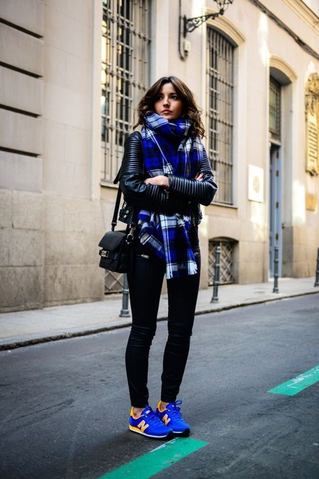 Le Meilleur Stylish Ways To Wear Your New Balance Sneakers Ce Mois Ci