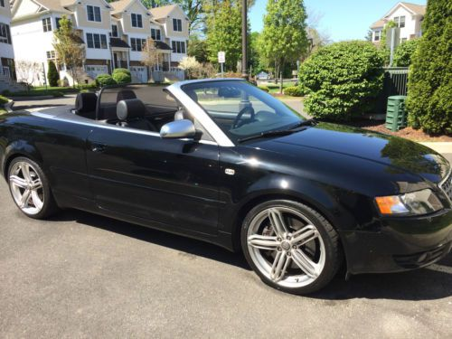 Le Meilleur Buy Used 2004 Audi S4 Cabriolet Convertible 2 Door 4 2L In Ce Mois Ci