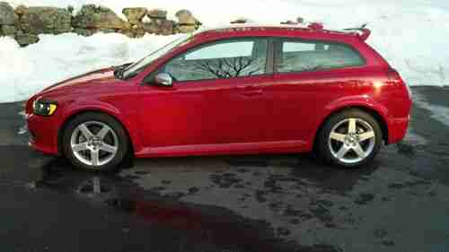 Le Meilleur Find Used 2008 Volvo C30 T5 Hatchback 2 Door 2 5L In Ce Mois Ci