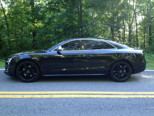 Le Meilleur Find Used 2009 Audi S5 Coupe 2 Door 4 2L V8 Brilliant Ce Mois Ci