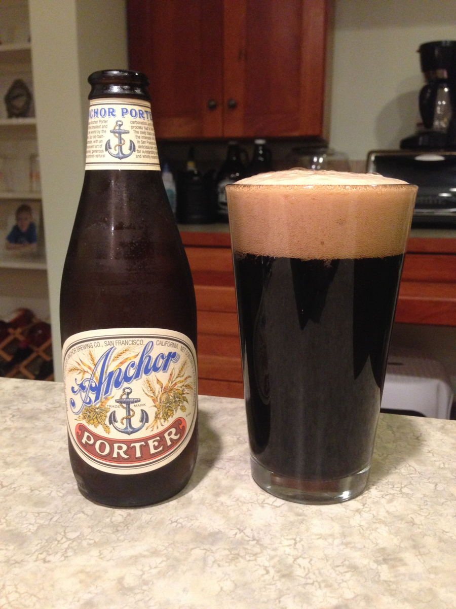 Le Meilleur Anchor Porter Beer Of The Day Beer Infinity Ce Mois Ci