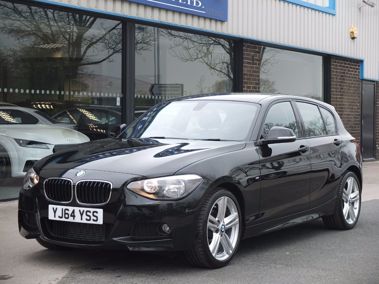 Le Meilleur Second Hand Bmw 1 Series 118D M Sport 5 Door Automatic Ce Mois Ci