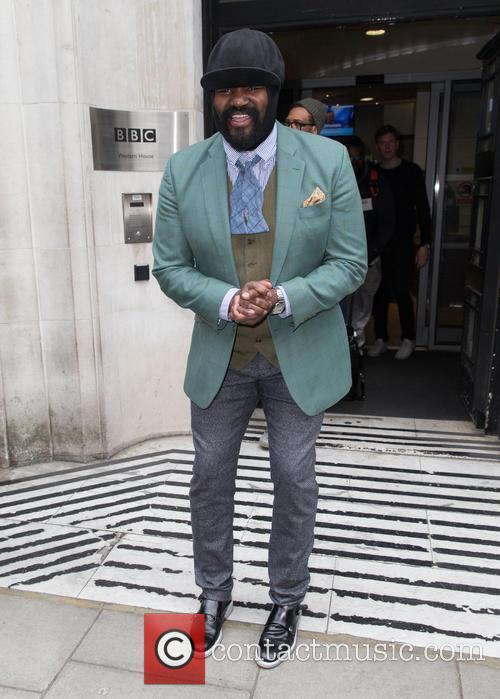 Le Meilleur Gregory Porter News Photos And Videos Contactmusic Com Ce Mois Ci