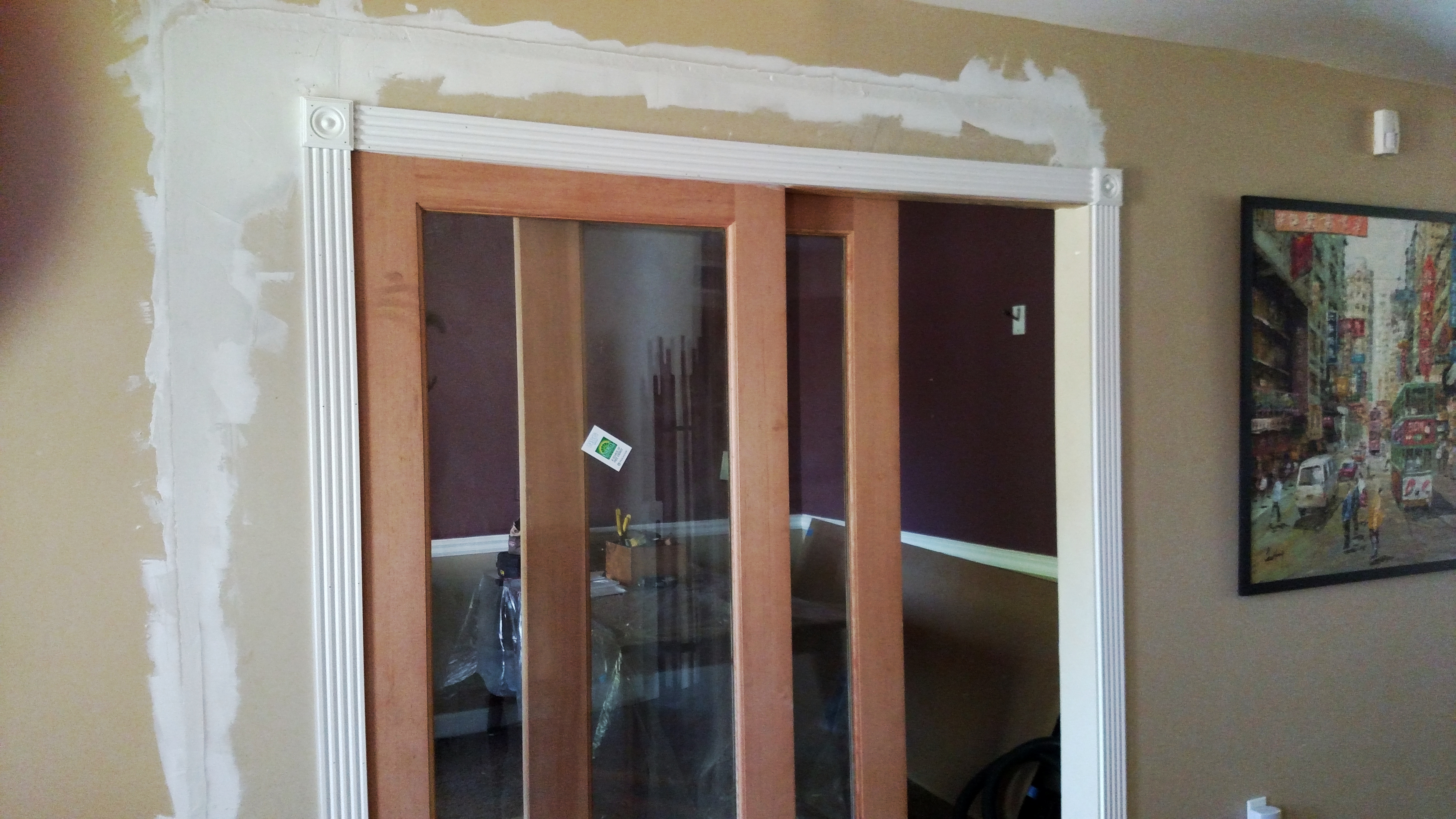 Le Meilleur Interior Sliding French Door And One Fixed Panel Ce Mois Ci