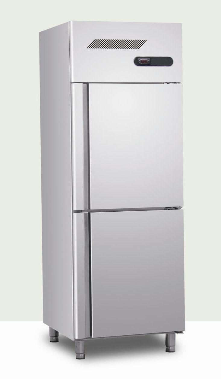 Le Meilleur China Best Vertical Stainless Steel Refrigerator With Two Ce Mois Ci