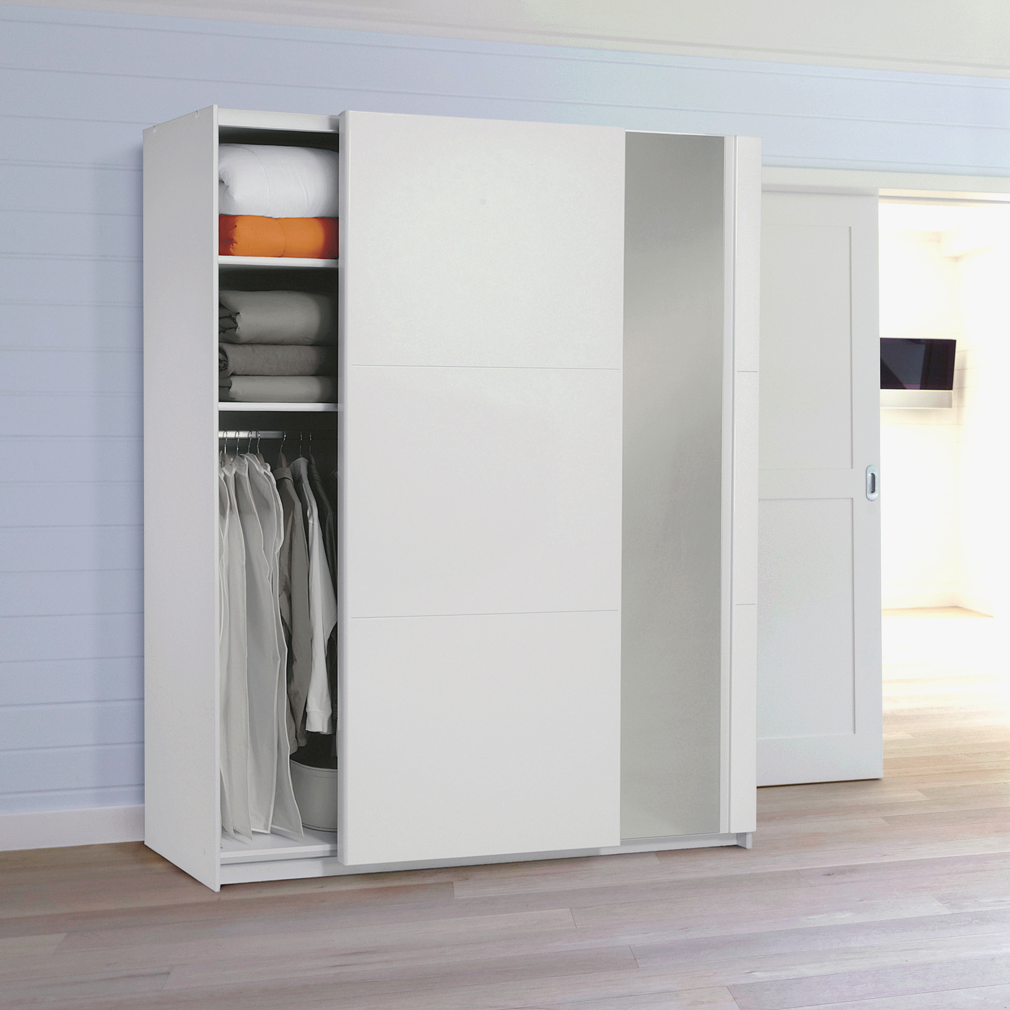 Le Meilleur Fly Armoire Porte Coulissante Stunning Affordable Ce Mois Ci