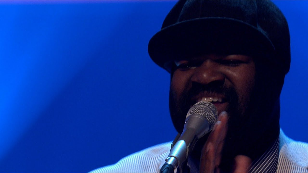 Le Meilleur Gregory Porter Liquid Spirit Later With Jools Ce Mois Ci